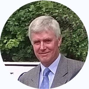 Legge House trustee John Halstead