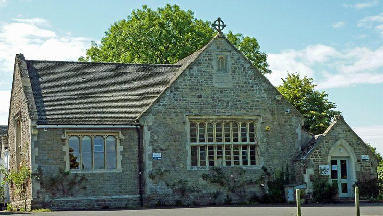 Legge House in Wroughton