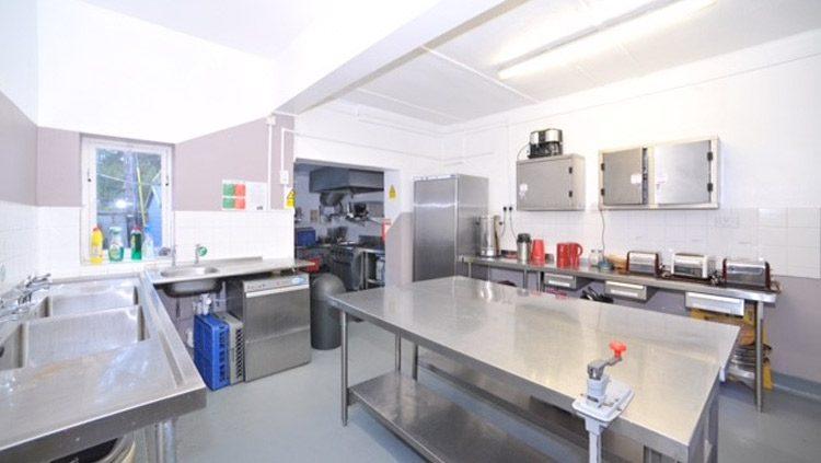 Kitchens at Legge House